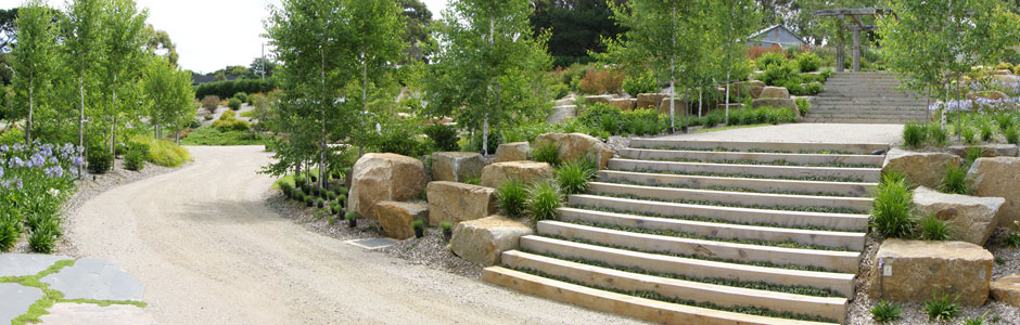 Paving and landscape construction services in melbourne for Landscape construction melbourne